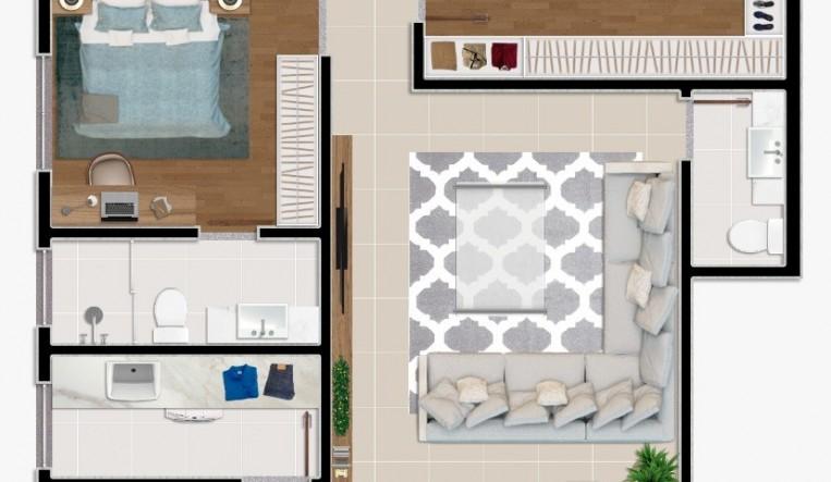 Foto - Apartamentos Frente Mar para Meados de 2021
